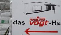 Holzland Vogt Haus